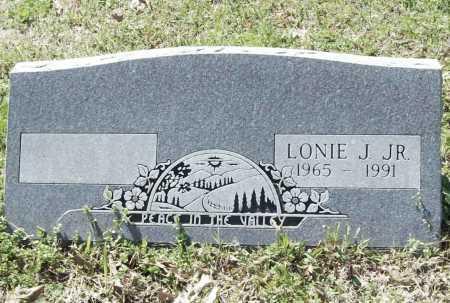 MCMAHAN, LONIE J. JR. - Benton County, Arkansas | LONIE J. JR. MCMAHAN - Arkansas Gravestone Photos