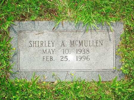 MCMULLEN, SHIRLEY A. - Benton County, Arkansas | SHIRLEY A. MCMULLEN - Arkansas Gravestone Photos