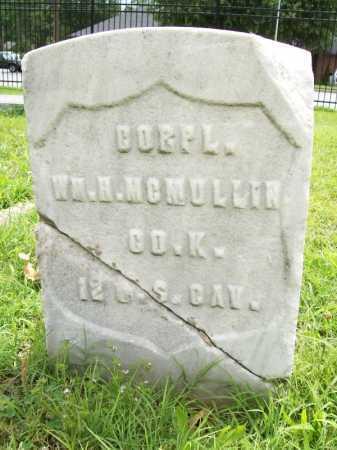 MCMULLIN (VETERAN UNION), WILLIAM H. - Benton County, Arkansas | WILLIAM H. MCMULLIN (VETERAN UNION) - Arkansas Gravestone Photos