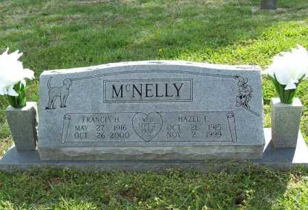 MCNELLY, HAZEL E. - Benton County, Arkansas | HAZEL E. MCNELLY - Arkansas Gravestone Photos