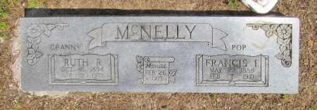 RATCLIFF MCNELLY, RUTH - Benton County, Arkansas | RUTH RATCLIFF MCNELLY - Arkansas Gravestone Photos