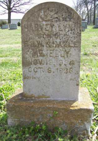MCNELLY, HARVEY LYNN - Benton County, Arkansas | HARVEY LYNN MCNELLY - Arkansas Gravestone Photos