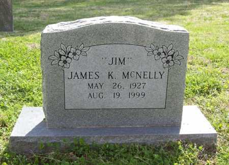 """MCNELLY, JAMES KENNETH """"JIM"""" - Benton County, Arkansas 