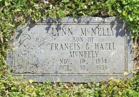 MCNELLY, LYNN - Benton County, Arkansas | LYNN MCNELLY - Arkansas Gravestone Photos