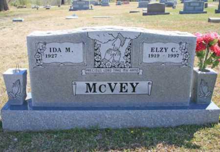 MCVEY, ELZY CHARLES - Benton County, Arkansas | ELZY CHARLES MCVEY - Arkansas Gravestone Photos