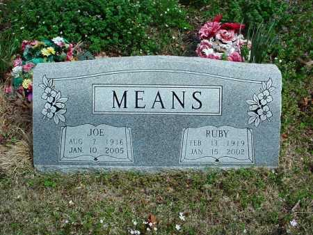 MEANS, RUBY BELL - Benton County, Arkansas   RUBY BELL MEANS - Arkansas Gravestone Photos