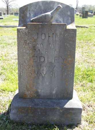 MEDLEY, JOHN - Benton County, Arkansas   JOHN MEDLEY - Arkansas Gravestone Photos