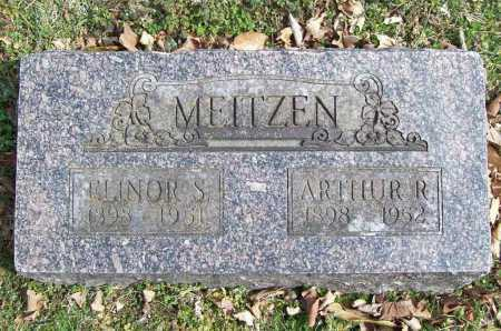 MEITZEN, ELINOR S. - Benton County, Arkansas | ELINOR S. MEITZEN - Arkansas Gravestone Photos