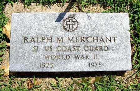MERCHANT (VETERAN WWII), RALPH M. - Benton County, Arkansas   RALPH M. MERCHANT (VETERAN WWII) - Arkansas Gravestone Photos