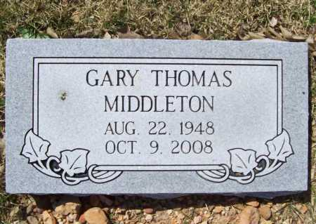 MIDDLETON, GARY THOMAS - Benton County, Arkansas | GARY THOMAS MIDDLETON - Arkansas Gravestone Photos