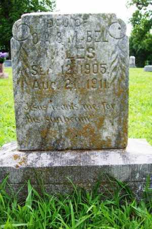MILES, FLORENCE - Benton County, Arkansas   FLORENCE MILES - Arkansas Gravestone Photos