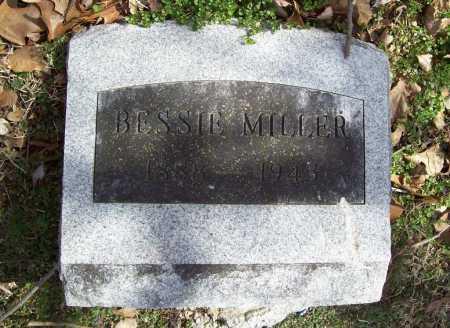 MILLER, BESSIE - Benton County, Arkansas | BESSIE MILLER - Arkansas Gravestone Photos