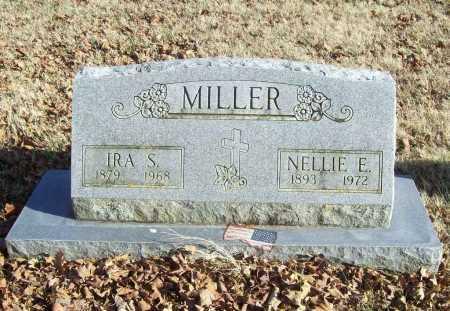 DIEHER MILLER, NELLIE E. - Benton County, Arkansas | NELLIE E. DIEHER MILLER - Arkansas Gravestone Photos