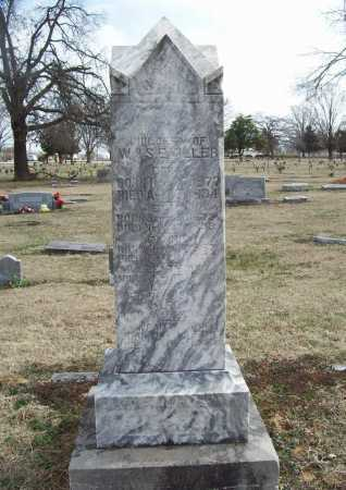 MILLER, FANNIE - Benton County, Arkansas | FANNIE MILLER - Arkansas Gravestone Photos