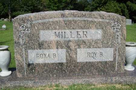 MILLER, ROY B. - Benton County, Arkansas | ROY B. MILLER - Arkansas Gravestone Photos
