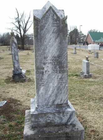 MILLER, SARAH E. - Benton County, Arkansas | SARAH E. MILLER - Arkansas Gravestone Photos