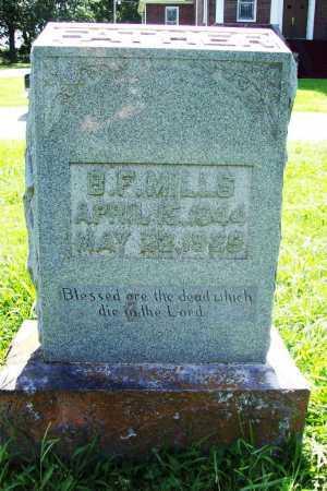 MILLS, B F - Benton County, Arkansas | B F MILLS - Arkansas Gravestone Photos