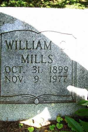MILLS, WILLIAM O - Benton County, Arkansas | WILLIAM O MILLS - Arkansas Gravestone Photos