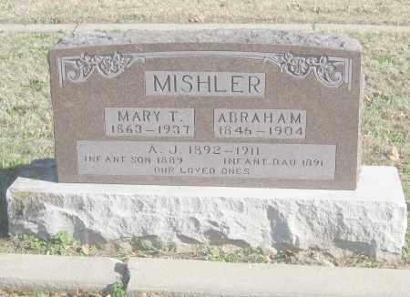 MISHLER, MARY T. - Benton County, Arkansas | MARY T. MISHLER - Arkansas Gravestone Photos