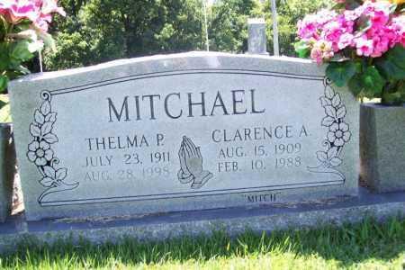 MITCHAEL, THELMA P. - Benton County, Arkansas | THELMA P. MITCHAEL - Arkansas Gravestone Photos
