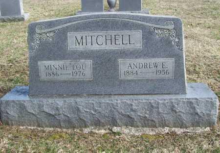 MITCHELL, MINNIE LOU - Benton County, Arkansas | MINNIE LOU MITCHELL - Arkansas Gravestone Photos