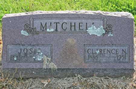 MITCHELL, JOSIE - Benton County, Arkansas   JOSIE MITCHELL - Arkansas Gravestone Photos