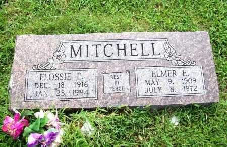 MITCHELL, ELMER E. - Benton County, Arkansas | ELMER E. MITCHELL - Arkansas Gravestone Photos
