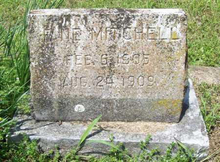 MITCHELL, FANE - Benton County, Arkansas   FANE MITCHELL - Arkansas Gravestone Photos