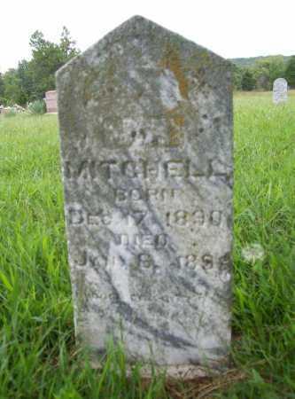 MITCHELL, J. R. - Benton County, Arkansas   J. R. MITCHELL - Arkansas Gravestone Photos
