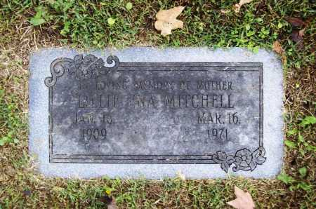 MITCHELL, LILLIE ENA - Benton County, Arkansas | LILLIE ENA MITCHELL - Arkansas Gravestone Photos