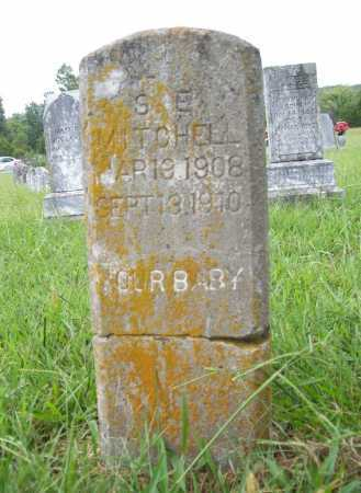 MITCHELL, S. E. - Benton County, Arkansas | S. E. MITCHELL - Arkansas Gravestone Photos