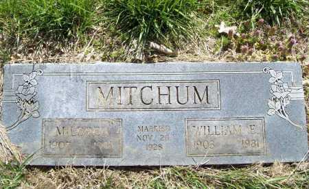 MITCHUM, MILDRED - Benton County, Arkansas | MILDRED MITCHUM - Arkansas Gravestone Photos