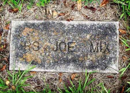 MIX, MRS. JOE - Benton County, Arkansas | MRS. JOE MIX - Arkansas Gravestone Photos