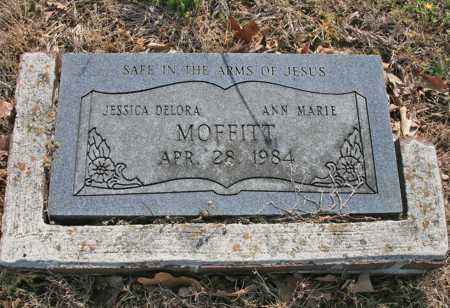 MOFFITT, ANN MARIE - Benton County, Arkansas   ANN MARIE MOFFITT - Arkansas Gravestone Photos