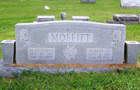 MOFFITT, ROBERT G. - Benton County, Arkansas | ROBERT G. MOFFITT - Arkansas Gravestone Photos