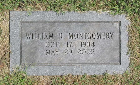 "MONTGOMERY, WILLIAM R ""BILL"" - Benton County, Arkansas 