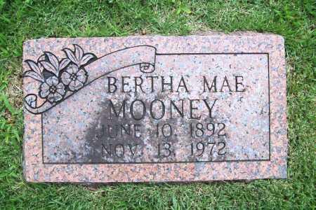 MOONEY, BERTHA MAE - Benton County, Arkansas | BERTHA MAE MOONEY - Arkansas Gravestone Photos