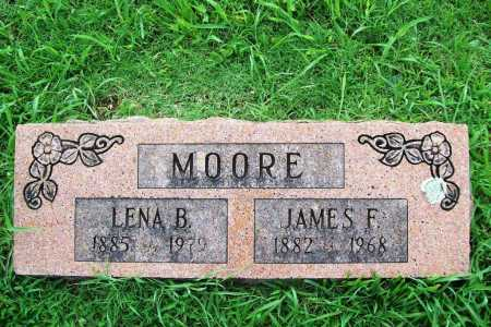 MOORE, LENA B. - Benton County, Arkansas | LENA B. MOORE - Arkansas Gravestone Photos