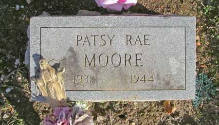 MOORE, PATSY RAE - Benton County, Arkansas | PATSY RAE MOORE - Arkansas Gravestone Photos