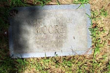 MOORE, ROBERT DUNHAM - Benton County, Arkansas | ROBERT DUNHAM MOORE - Arkansas Gravestone Photos