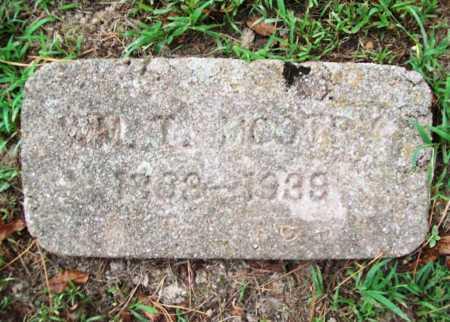 MOOTRY, WILLIAM T. - Benton County, Arkansas | WILLIAM T. MOOTRY - Arkansas Gravestone Photos