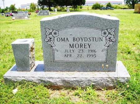 MOREY, OMA - Benton County, Arkansas | OMA MOREY - Arkansas Gravestone Photos