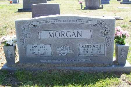 MORGAN, ALFRED WESLEY - Benton County, Arkansas | ALFRED WESLEY MORGAN - Arkansas Gravestone Photos