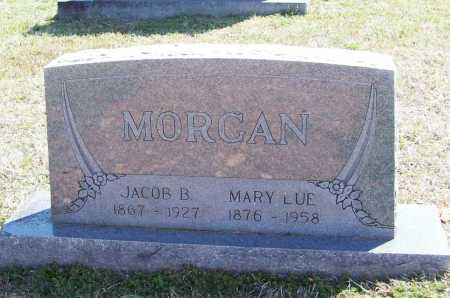 MORGAN, MARY LUE - Benton County, Arkansas | MARY LUE MORGAN - Arkansas Gravestone Photos