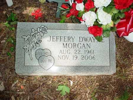 MORGAN, JEFFERY DWAYNE - Benton County, Arkansas   JEFFERY DWAYNE MORGAN - Arkansas Gravestone Photos
