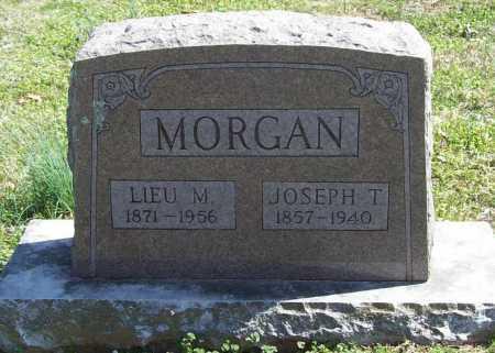 MORGAN, LIEU M. - Benton County, Arkansas | LIEU M. MORGAN - Arkansas Gravestone Photos
