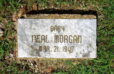 MORGAN, NEAL - Benton County, Arkansas | NEAL MORGAN - Arkansas Gravestone Photos