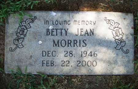 MORRIS, BETTY JEAN - Benton County, Arkansas   BETTY JEAN MORRIS - Arkansas Gravestone Photos