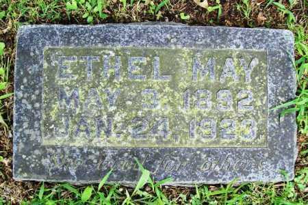 MORRIS, ETHEL MAY - Benton County, Arkansas   ETHEL MAY MORRIS - Arkansas Gravestone Photos