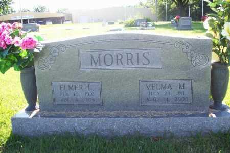 MORRIS, VELMA M. - Benton County, Arkansas   VELMA M. MORRIS - Arkansas Gravestone Photos